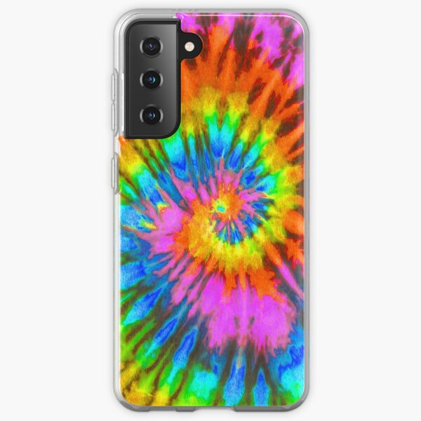 Tie Dye 6 Samsung Galaxy Soft Case