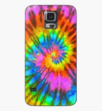 Tie Dye 6 Case/Skin for Samsung Galaxy