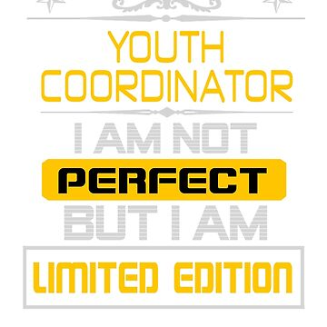 YOUTH COORDINATOR by sidneythin