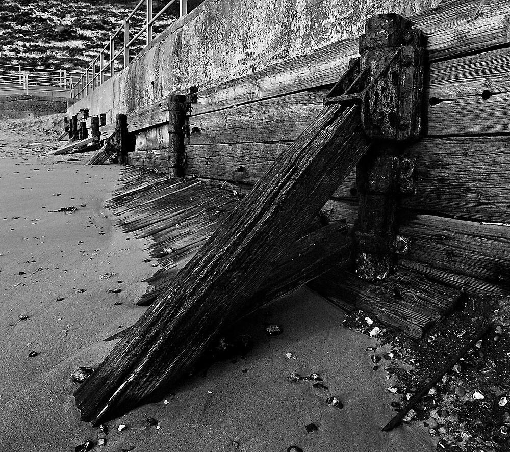 Groyne by Paul Tremble