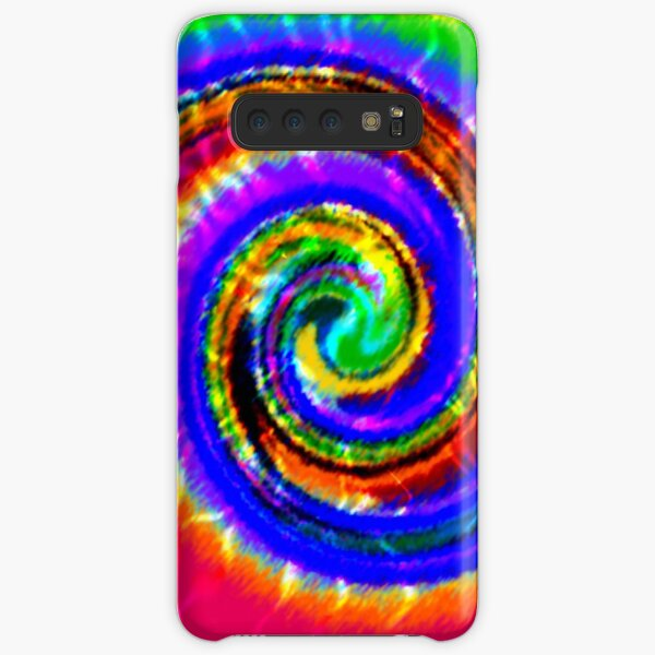 Tie Dye Swirls Samsung Galaxy Snap Case