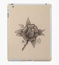 Paper Rose iPad Case/Skin