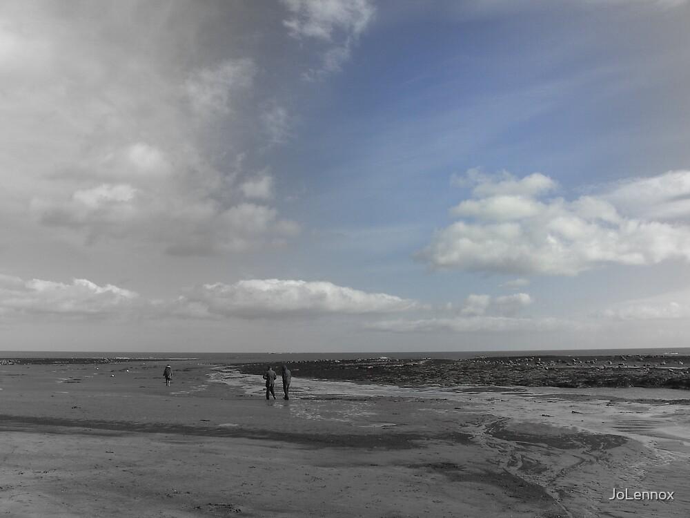 On The Beach by JoLennox