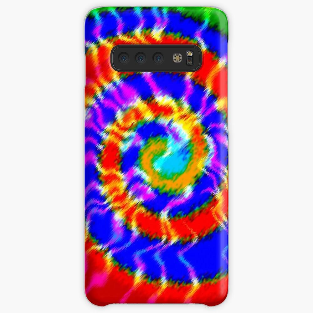 Tie Dye Swirls 3 Case & Skin for Samsung Galaxy