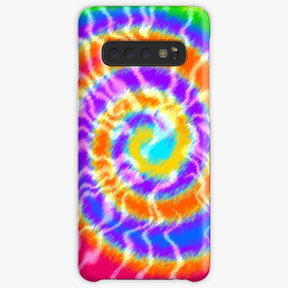 Tie Dye Swirls 4 Case & Skin for Samsung Galaxy