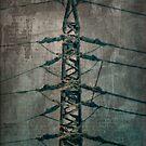 High voltage by Kurt  Tutschek