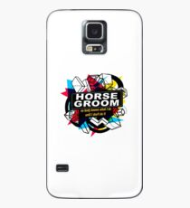 HORSE GROOM - NO BODY KNOWS Case/Skin for Samsung Galaxy