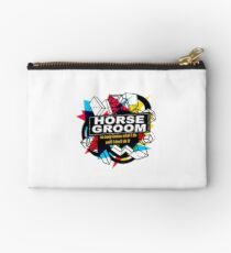 HORSE GROOM - NO BODY KNOWS Studio Pouch