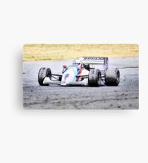 1987 March 'Vintage' Formula 1 Canvas Print
