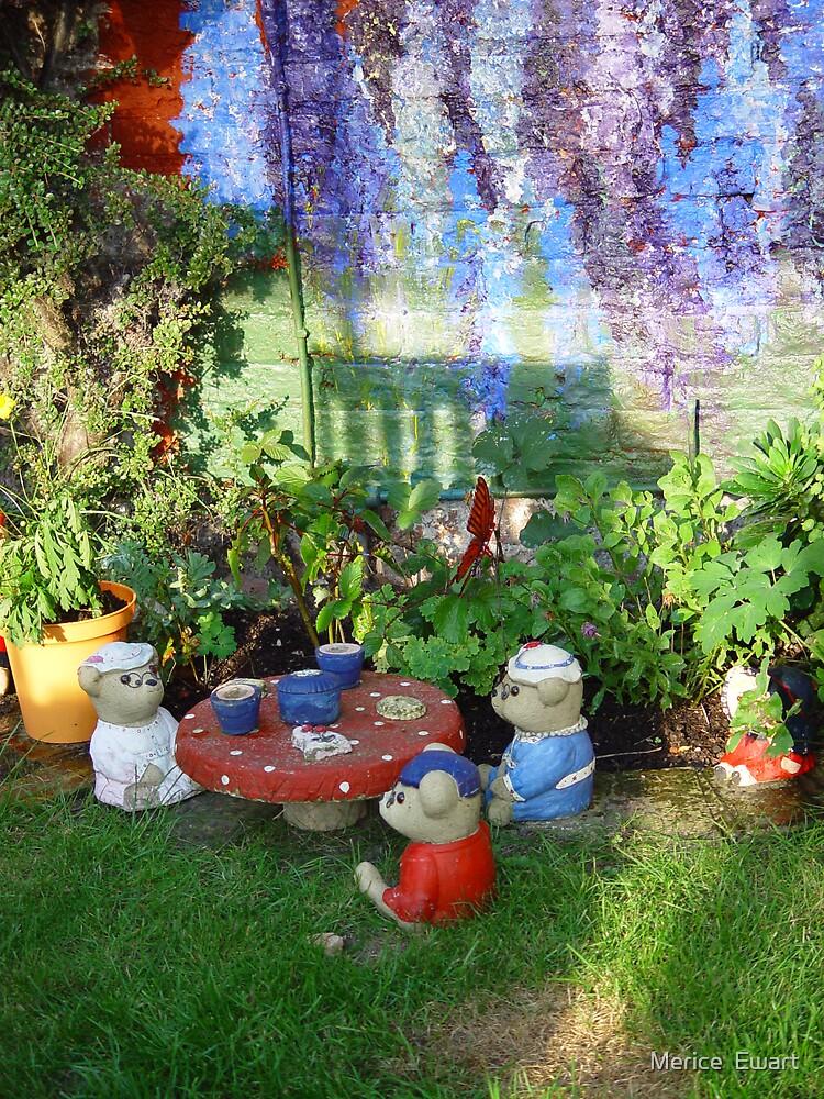 """Eileen's Garden"" by Merice  Ewart-Marshall LFA"