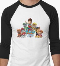 Paw Patrol Men's Baseball ¾ T-Shirt