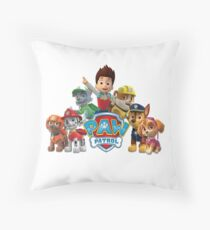 Paw Patrol Throw Pillow