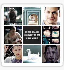 Aesthetic: Michael Scofield Sticker