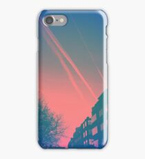 Comet Streaks iPhone Case/Skin