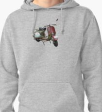 Puch Scooter Vintage Pullover Hoodie