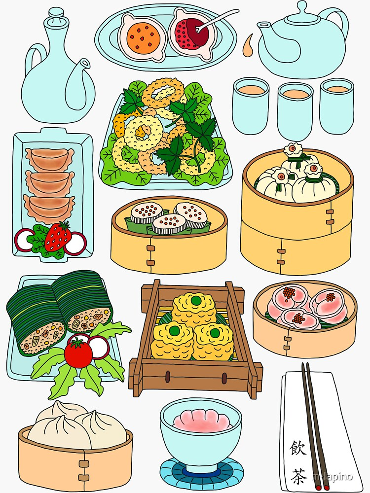 Sunday Dim Sum Lunch by m-lapino