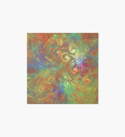 Fractal Flowers Art Board