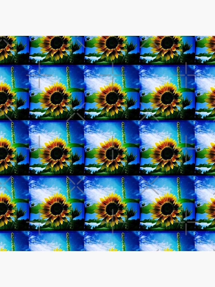 Sunflower Lover - Sunflower Art Photography by OneDayArt