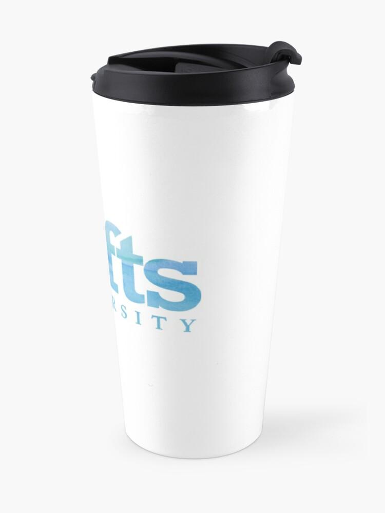 Alternate view of Tufts University Travel Mug