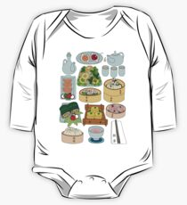 Sunday Dim Sum Lunch One Piece - Long Sleeve