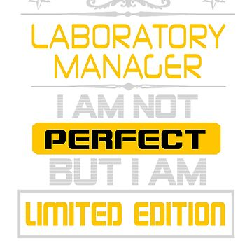 LABORATORY MANAGER by camdennguyenhue