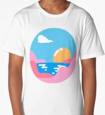 Our Sunset Long T-Shirt