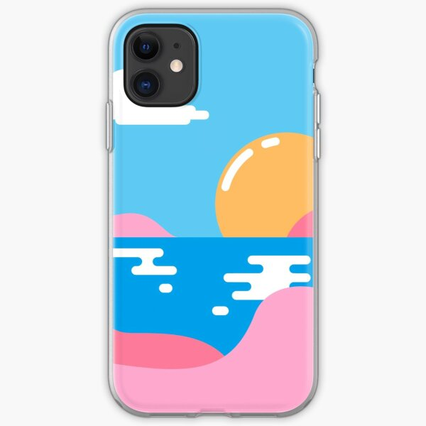 Our Sunset iPhone Soft Case