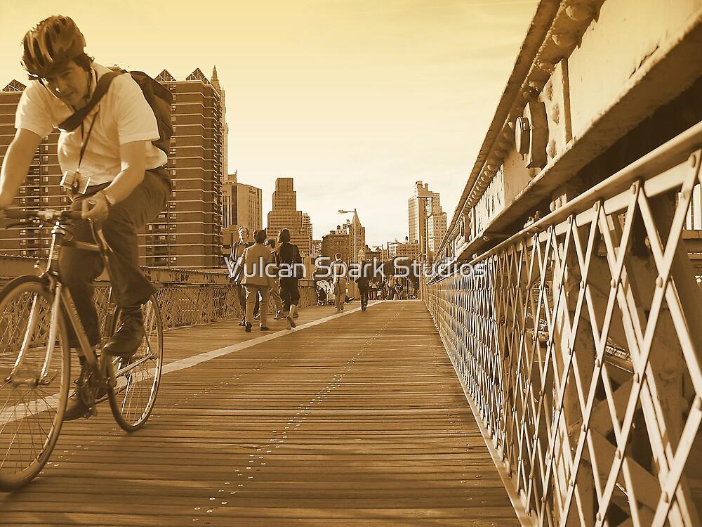Brooklyn Rider by Vulcan Spark Studios