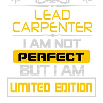LEAD CARPENTER by camdennguyenhue