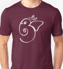Ganesh Om Yoga T-shirt Unisex T-Shirt
