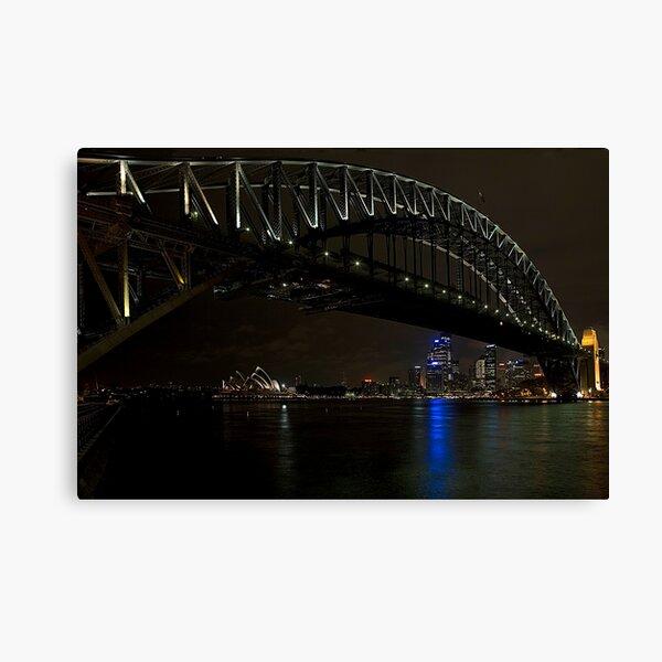 Harbour Light Canvas Print
