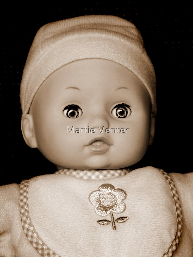 Baby Doll by Martie Venter