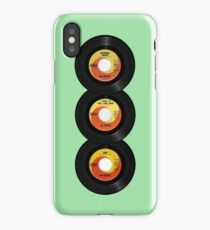 45 Spin-Fab Four iPhone Case/Skin