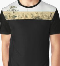 Solace in the fields Graphic T-Shirt