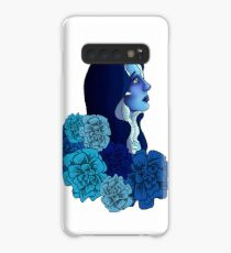 Blue Diamond Case/Skin for Samsung Galaxy