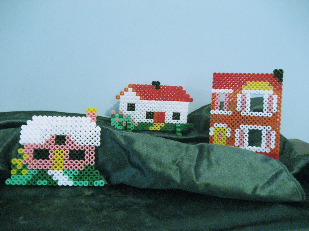 Little model village by EddyG
