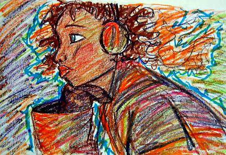 Headphones by Alex Moir
