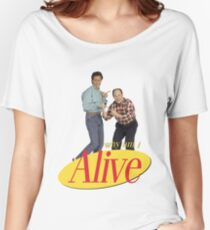 Seinfeld - Why Am I Alive Women's Relaxed Fit T-Shirt