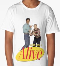 Seinfeld - Why Am I Alive Long T-Shirt