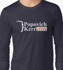 popovich kerr 2020 shirt Long Sleeve T-Shirt