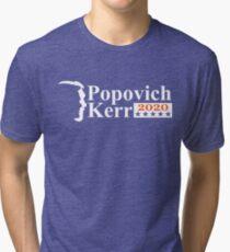 popovich kerr 2020 shirt Tri-blend T-Shirt