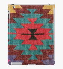 Vintage buntes Muster iPad-Hülle & Klebefolie