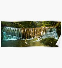 Stock Ghyll Force, Ambleside - The Lake District Poster