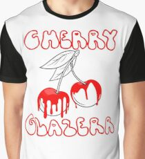 Cherry Glazerr Glazed Cherries Graphic T-Shirt