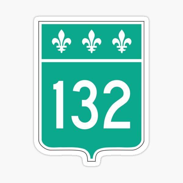 Route 132, Canada Sticker