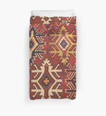 Western Pattern Duvet Cover