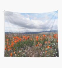 Antelope Valley California Poppy Reserve (5159 views as of 072118) Wall Tapestry