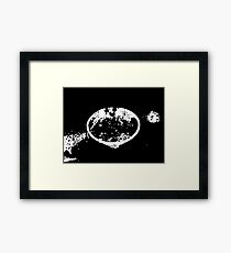 The Abyss Framed Print