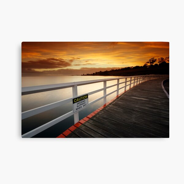 Taking the Wider View Canvas Print