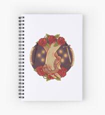 Snowbaz - Rosebud Boys Spiral Notebook
